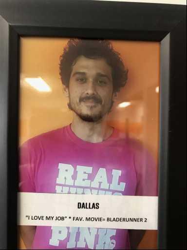Dallas Cantrell headshot.