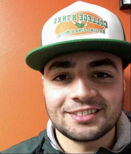 Zakaria ElGeroushi headshot.