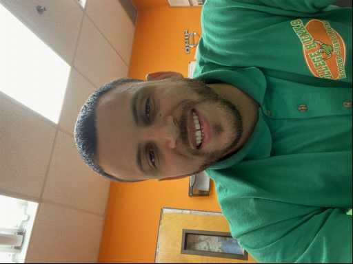Joe Gonzalez headshot.