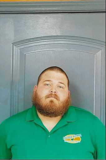 Cody McElyea headshot.